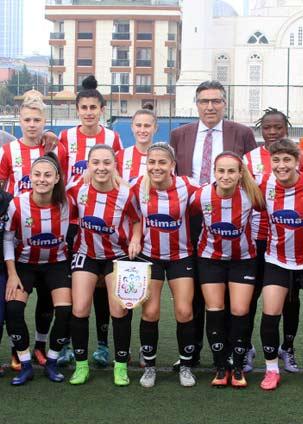 Ataşehirspor'dan farklı galibiyet