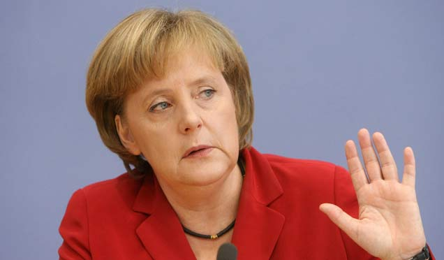 Almanya'da Afrin sancısı!