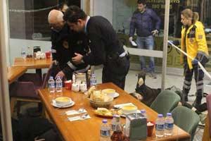 Ataşehir'de silahlı çatışma